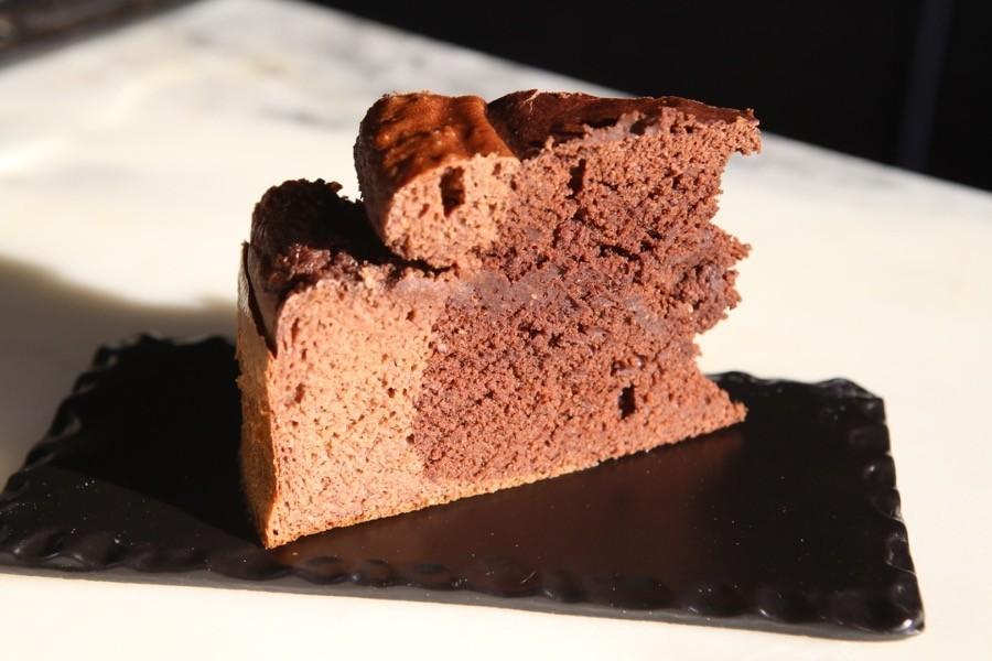 bizcocho doble chocolate