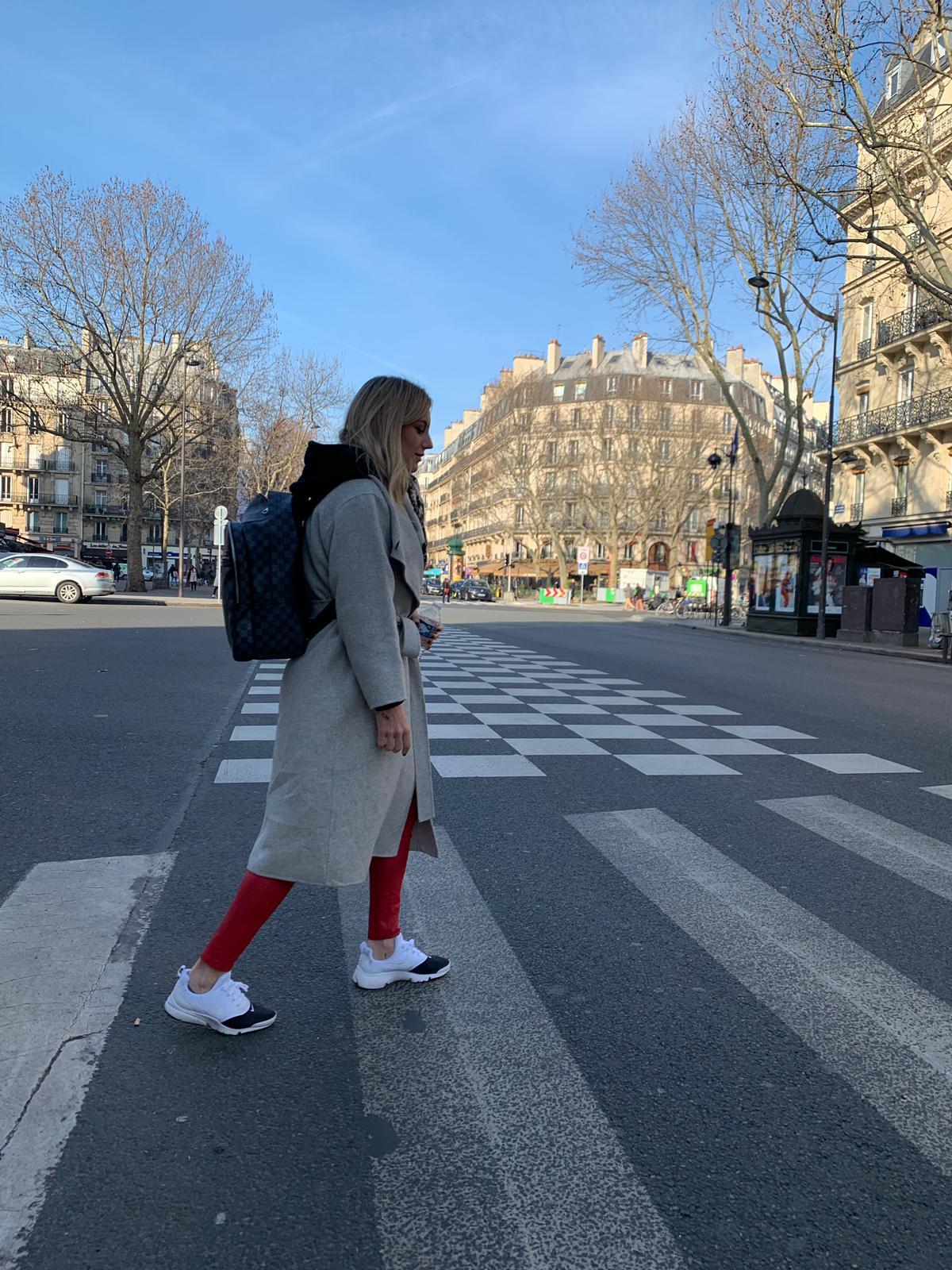 Dos días en París