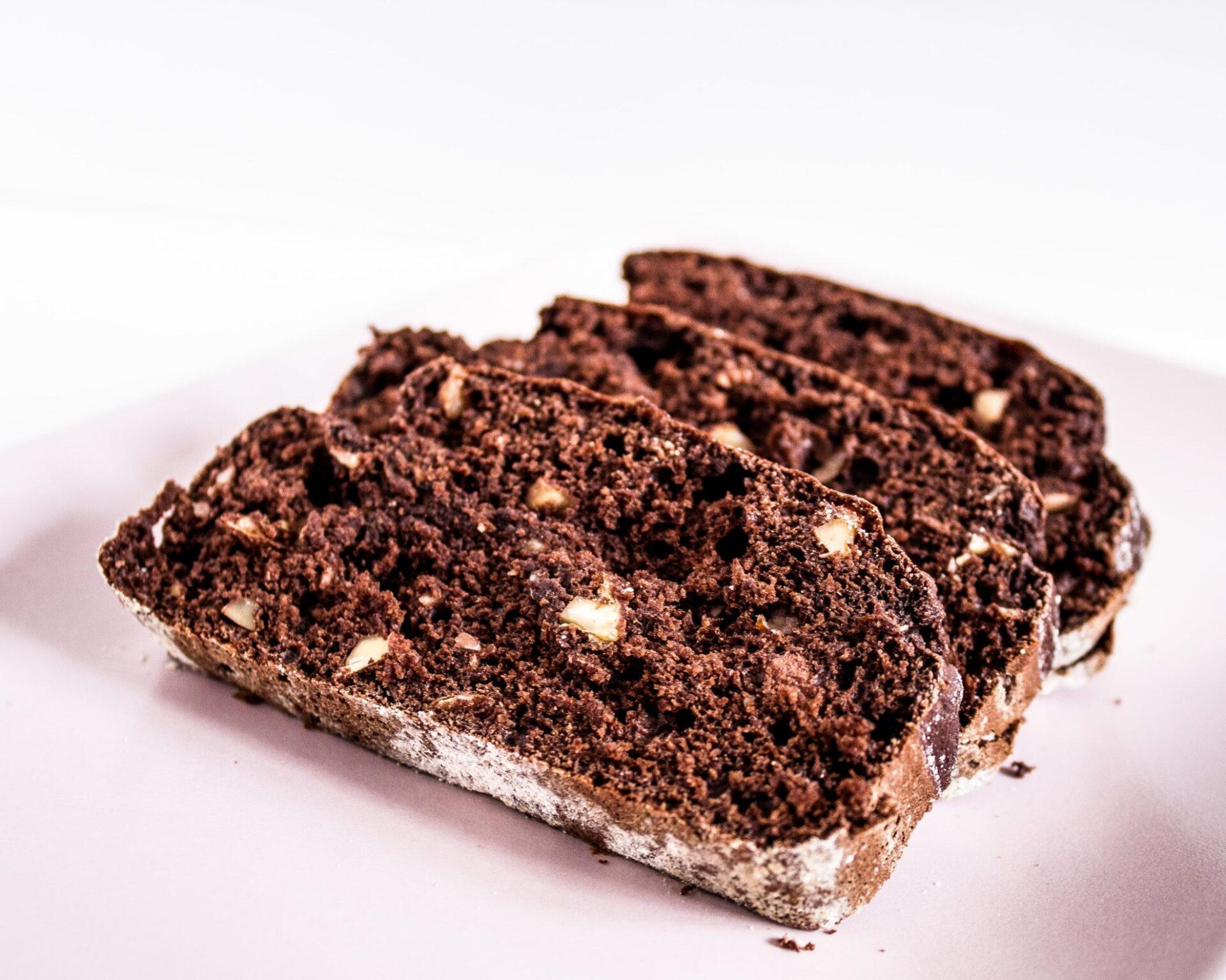 BIZCOCHO DE CHOCOLATE FIT