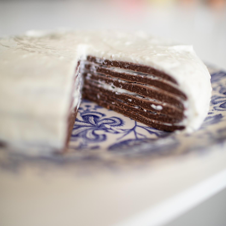 TARTA FIT DE CHOCOLATE