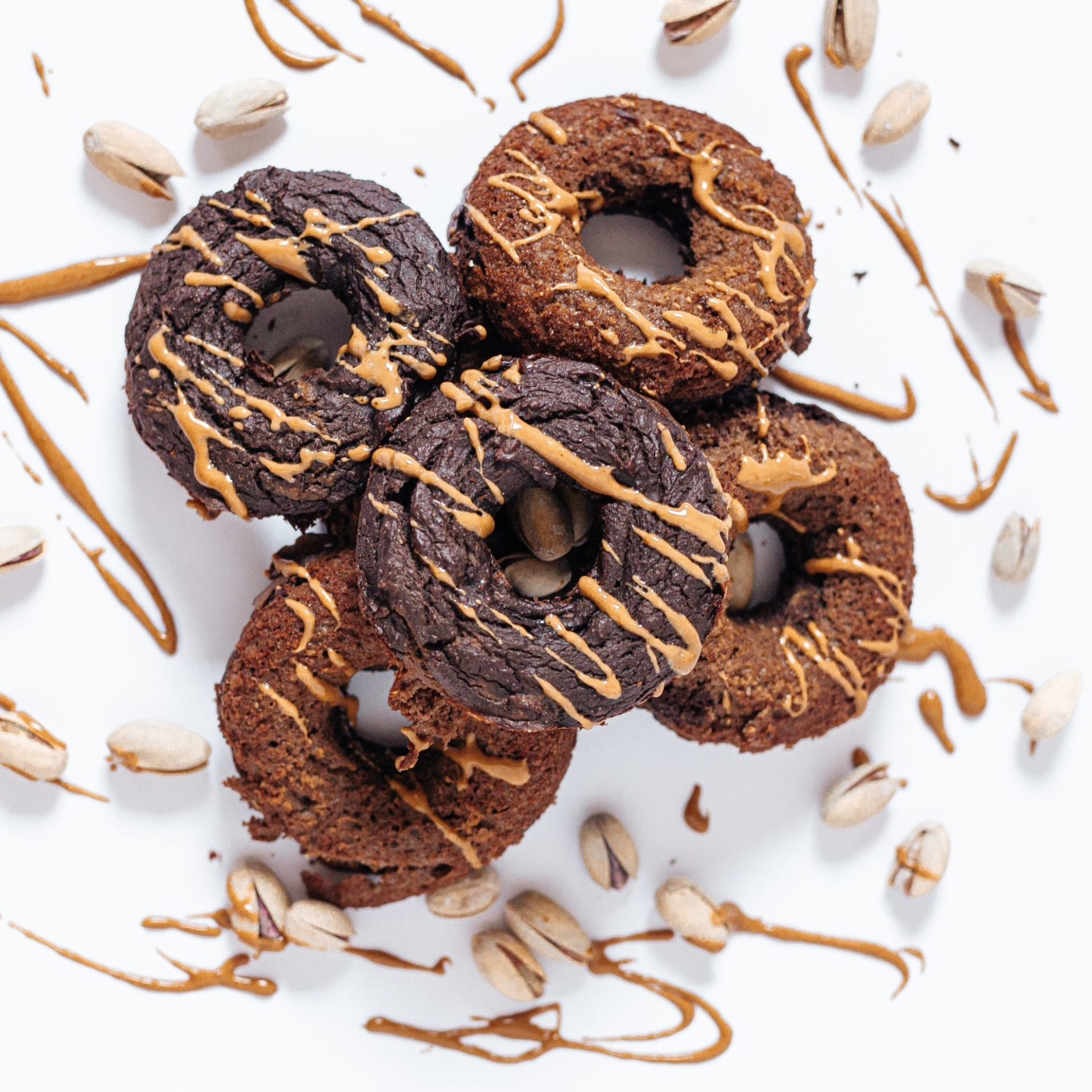 DONUTS DOBLE CHOCOLATE
