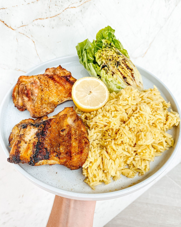 plato sencillo y saludable
