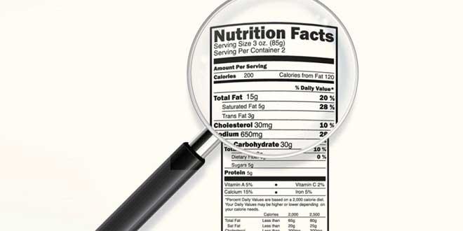 CONSEJOS/ Etiquetas de los alimentos, ¿sabes qué te dicen?