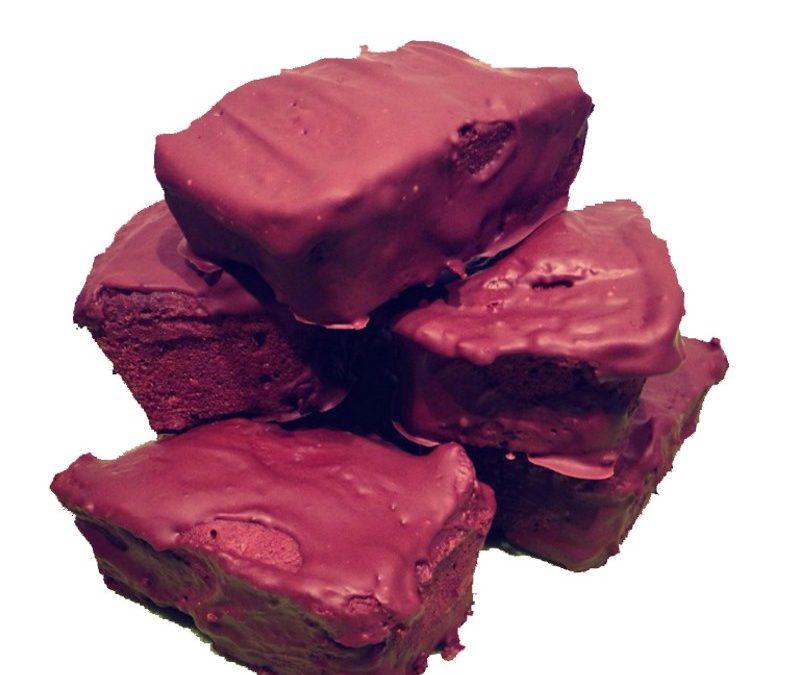 RECETA DICIEMBRE FIT/ Barritas & Turrón de chocolate sin hidratos.