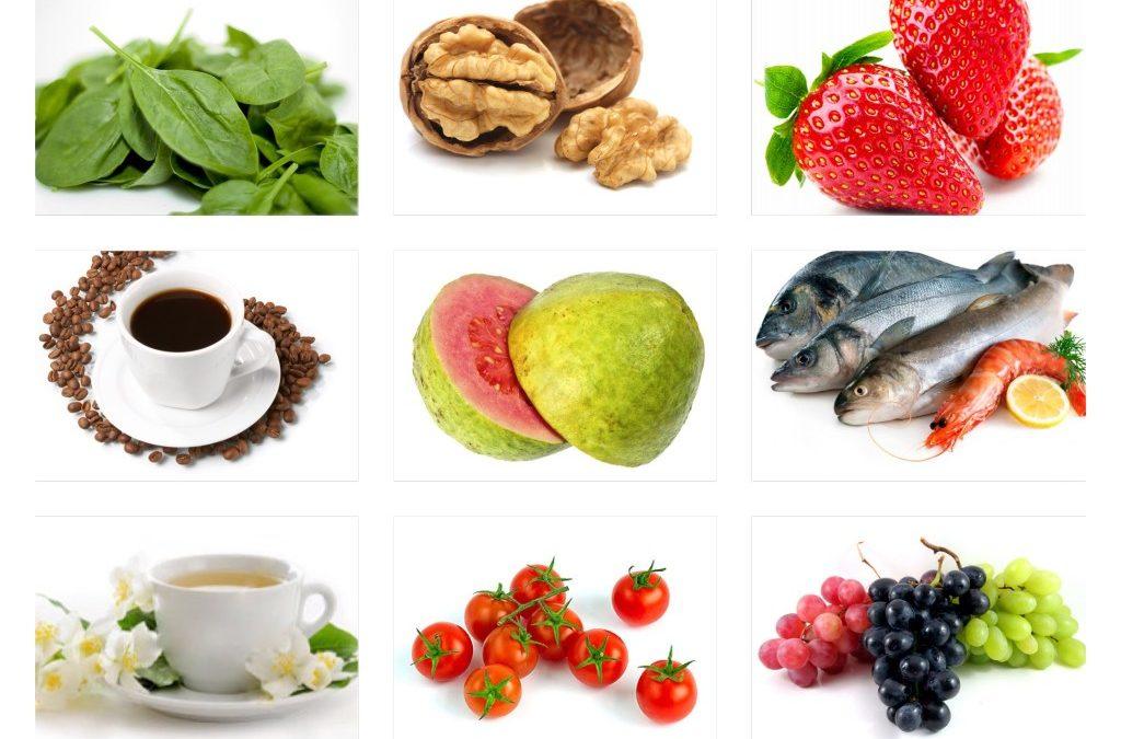 CONSEJOS&NUTRICIÓN/ Alimentos que cuidan tu piel