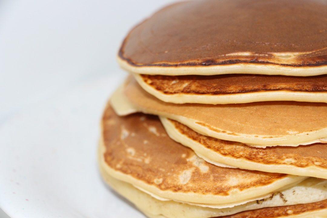RECETA FITNESS/ Tortitas fitness rápidas para desayunar a diario