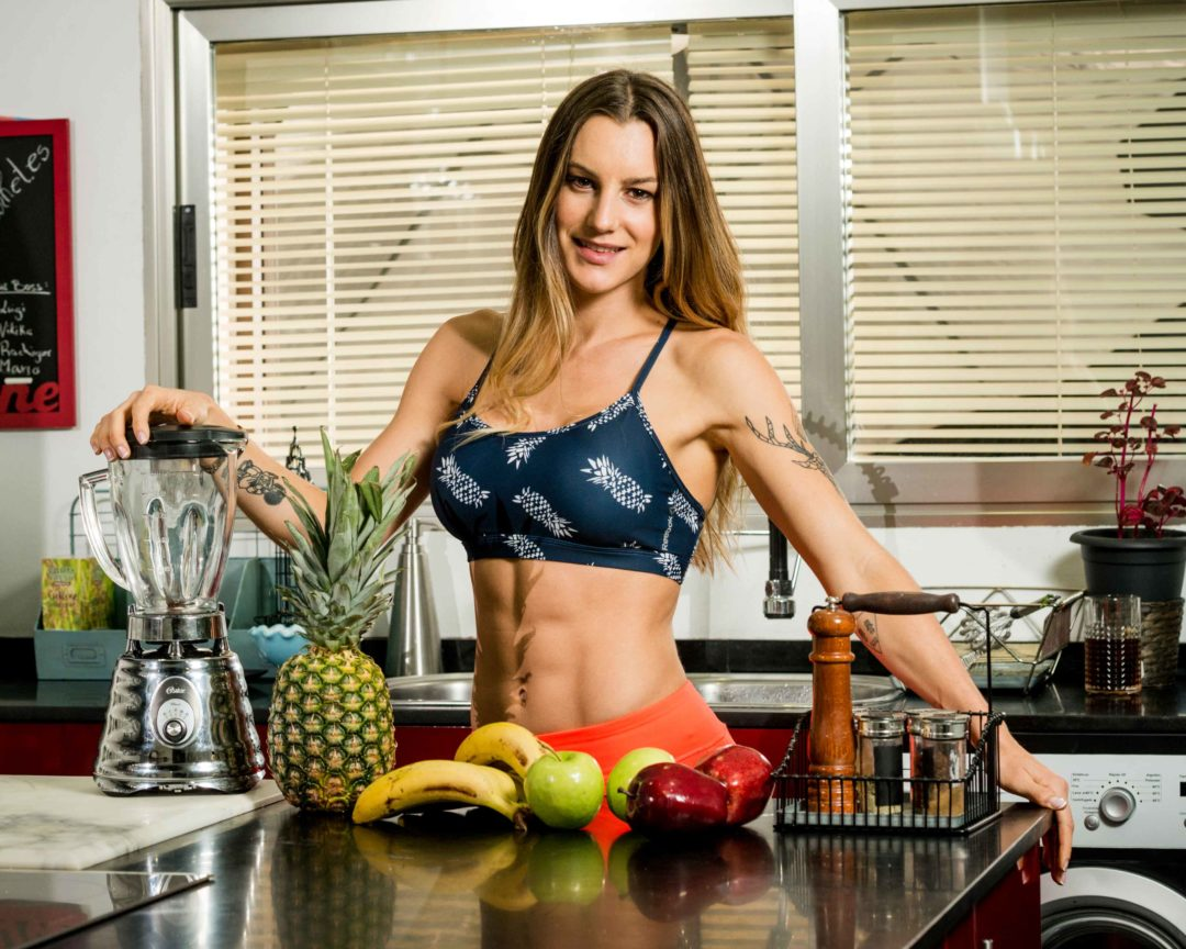 VIDEORECETA FITNESS/ El famoso Green smoothie