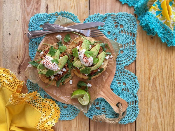 RECETA FIT/ Ensalada de pollo en slow cooker Tex-Mex
