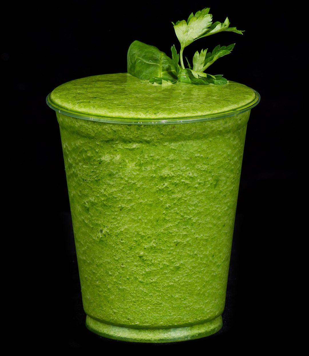 VIDEORECETA FIT/ Mi zumo verde preferido