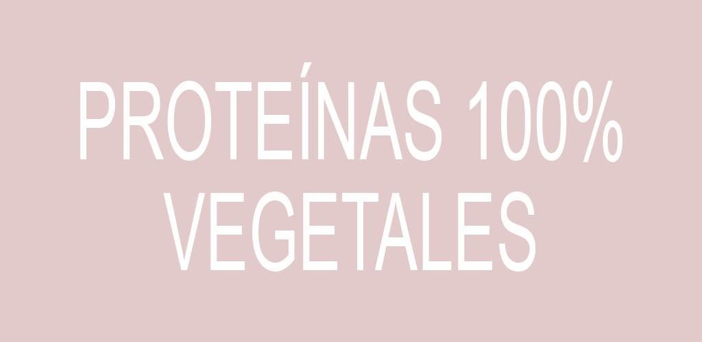 CONSEJOS/ 5 Recetas proteínas 100% vegetales