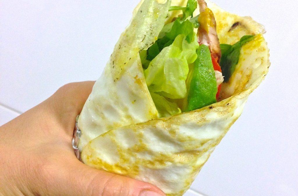 RECETA FITNESS/ Increíble Kebab lowcarb