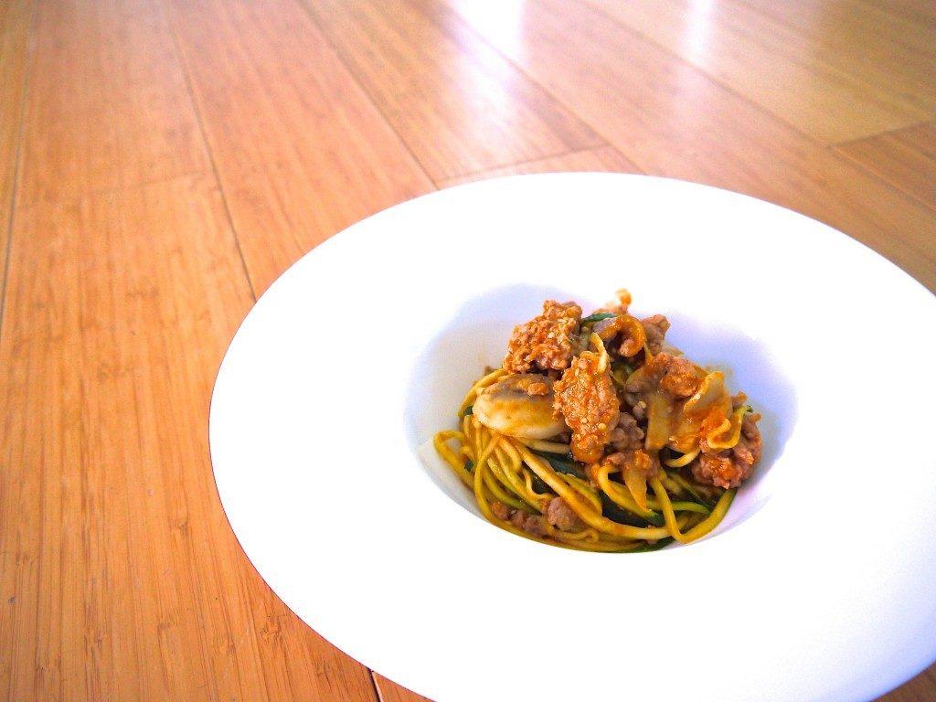 Spaghetti-low-carb