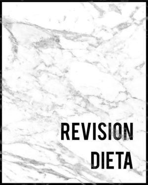 REVISION DIETA