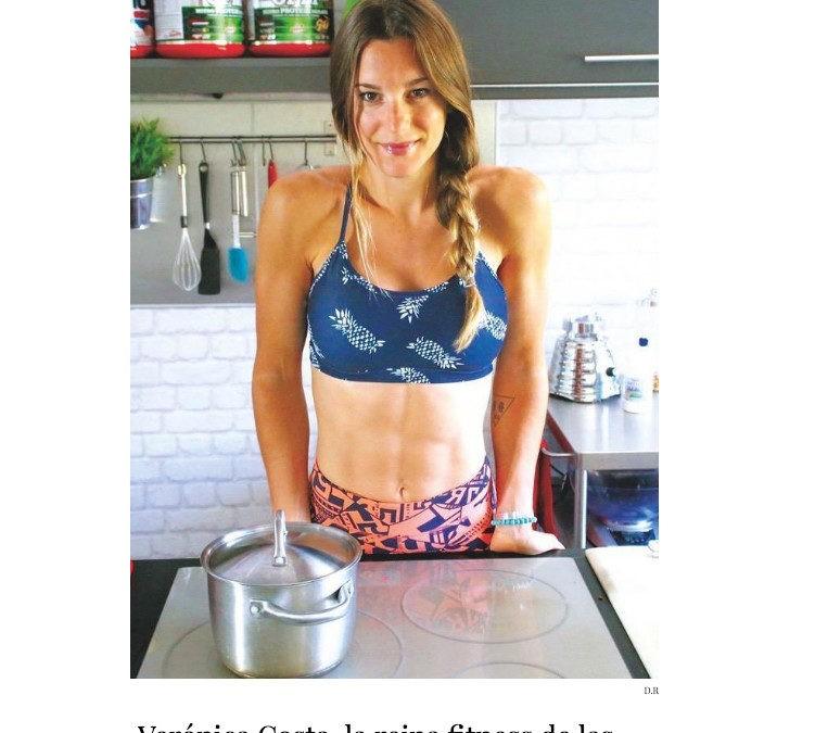 Verónica Costa, la reina fitness de las redes