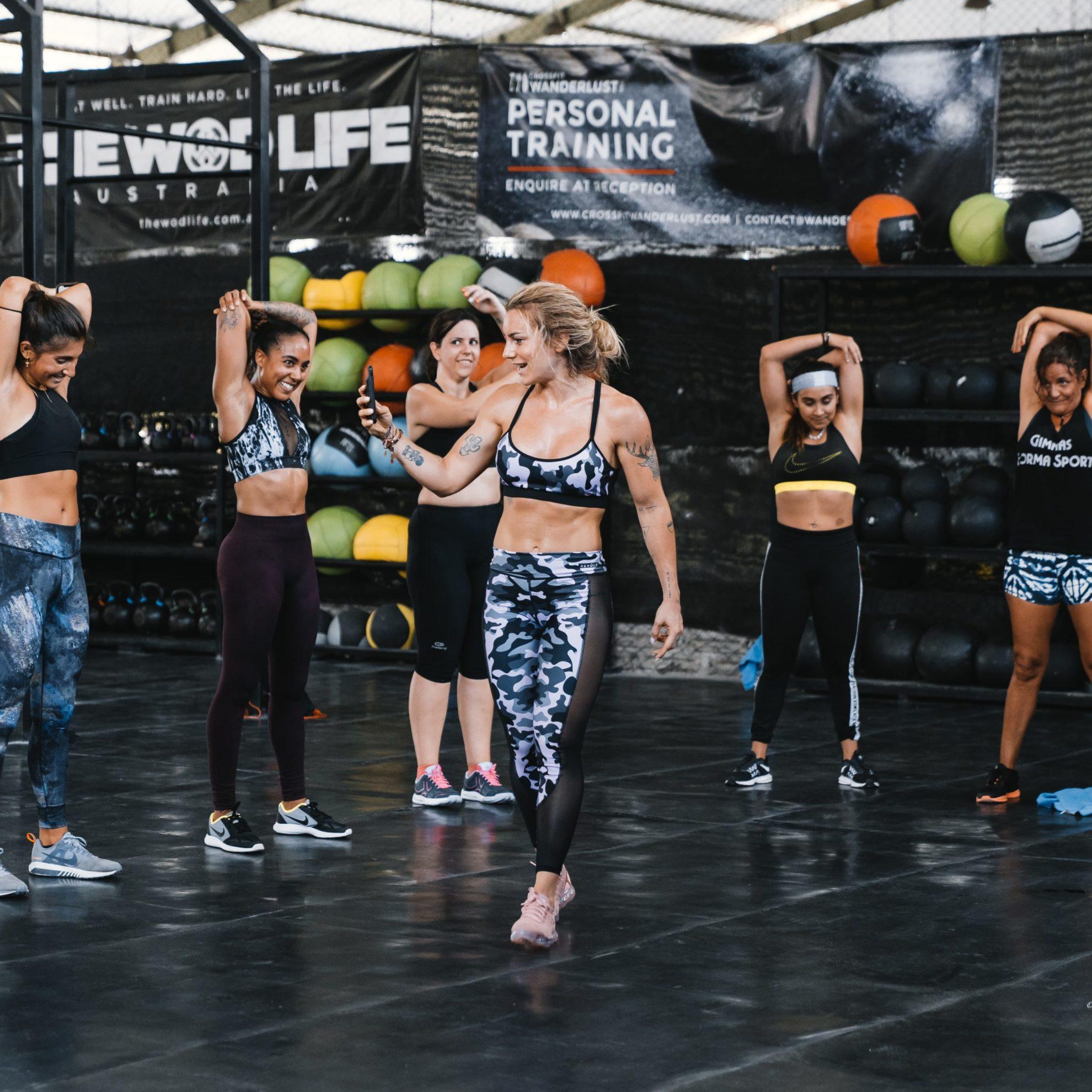 Experiencia fitness