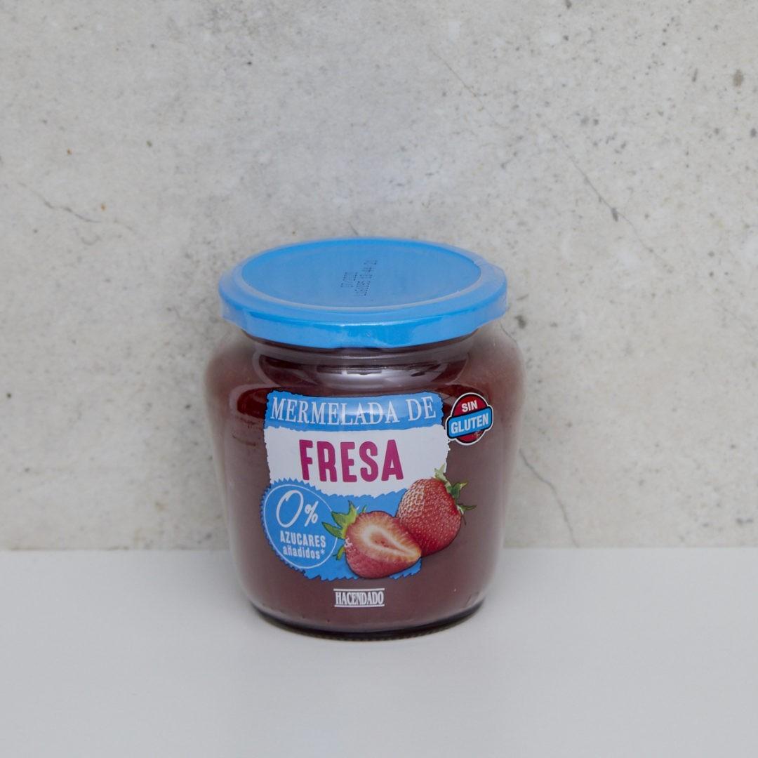 MERMELADA DE FRESA 0%