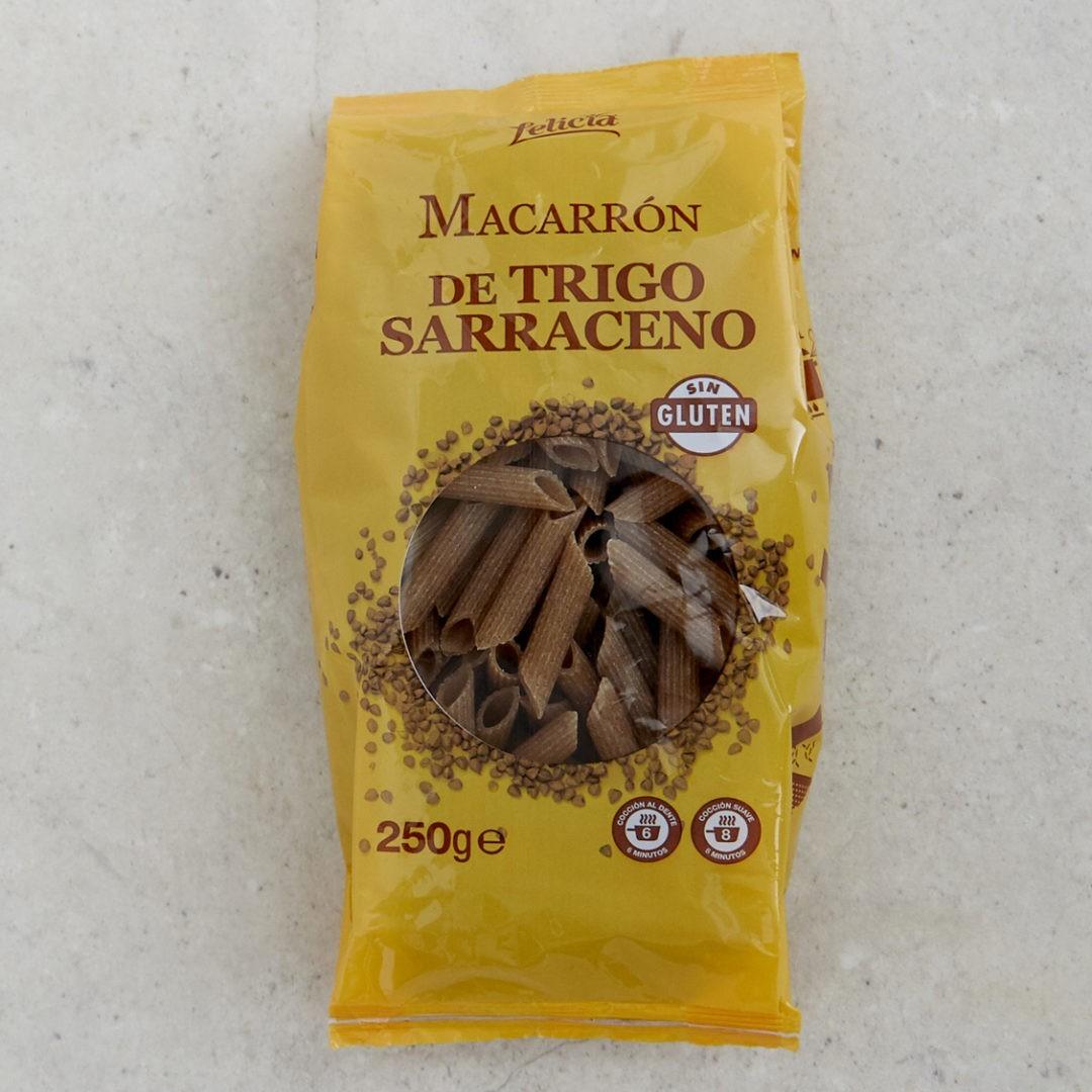 MACARRÓN DE TRIGO SARRACENO