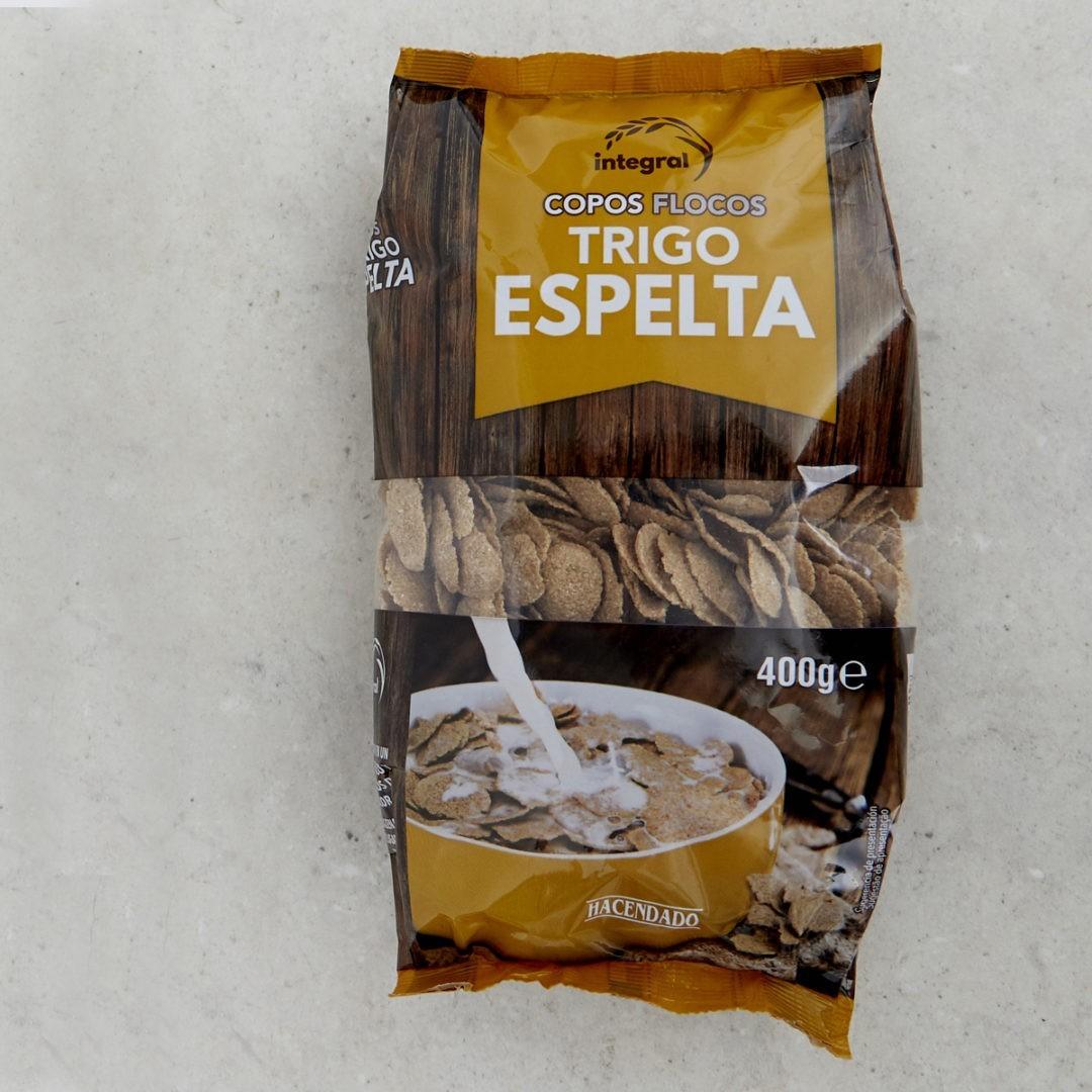 COPOS TRIGO ESPELTA