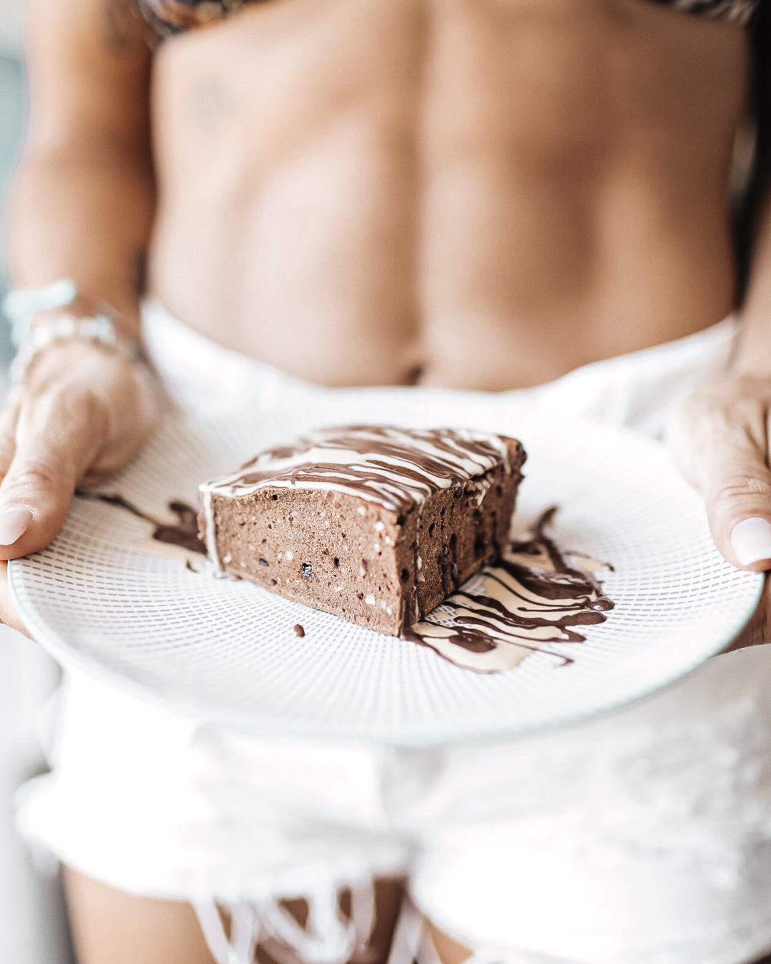 BROWNIE FIT PROTEICO