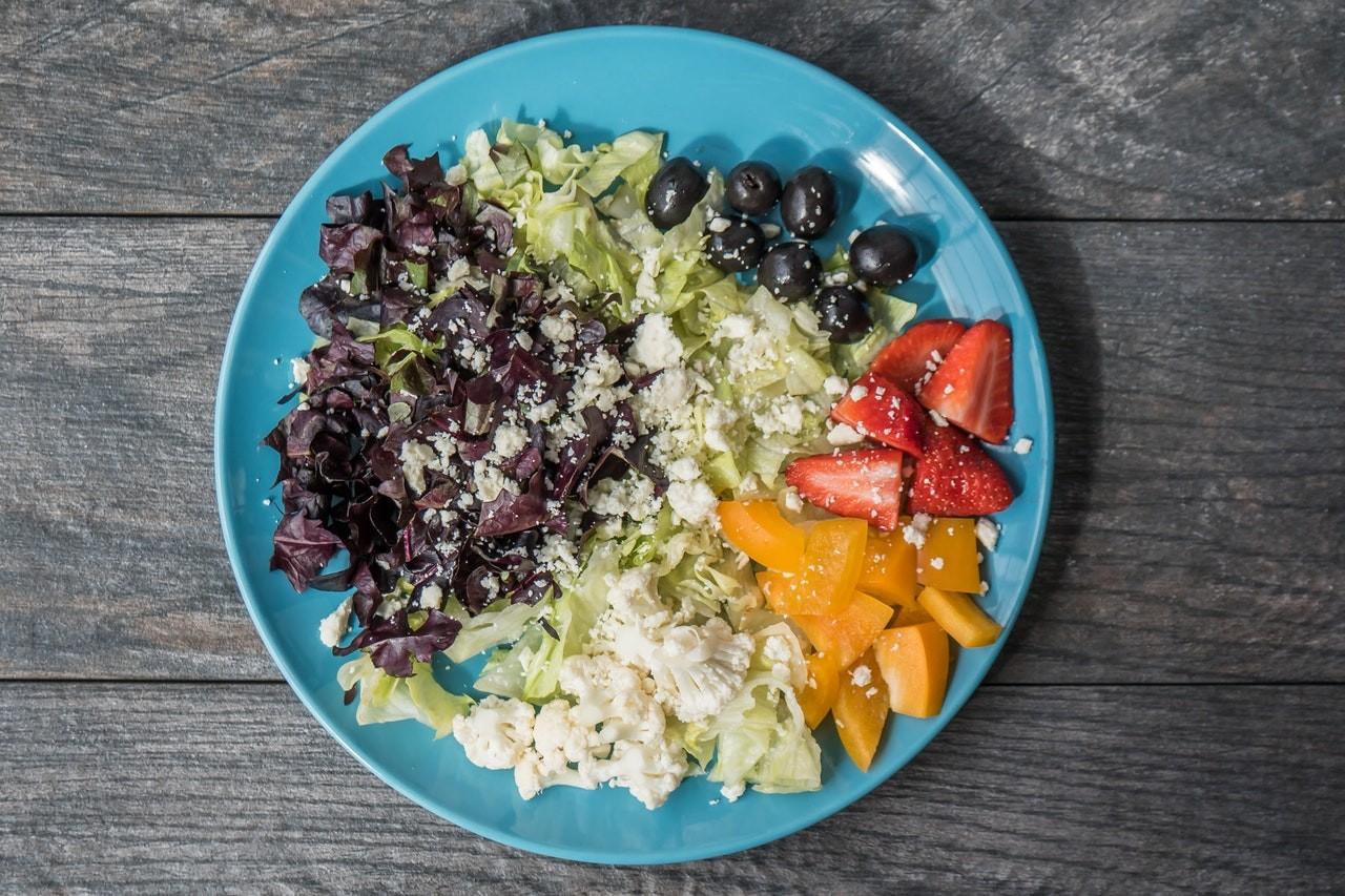Descubre aperitivos saludables