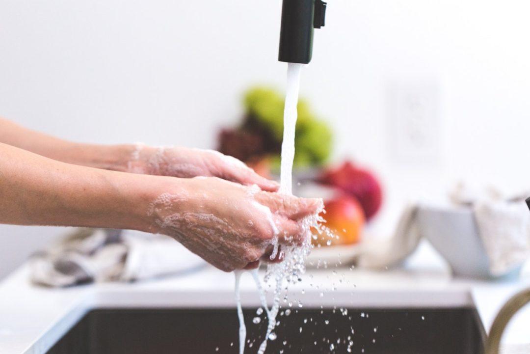 Descubre cómo lavarse las manos correctamente