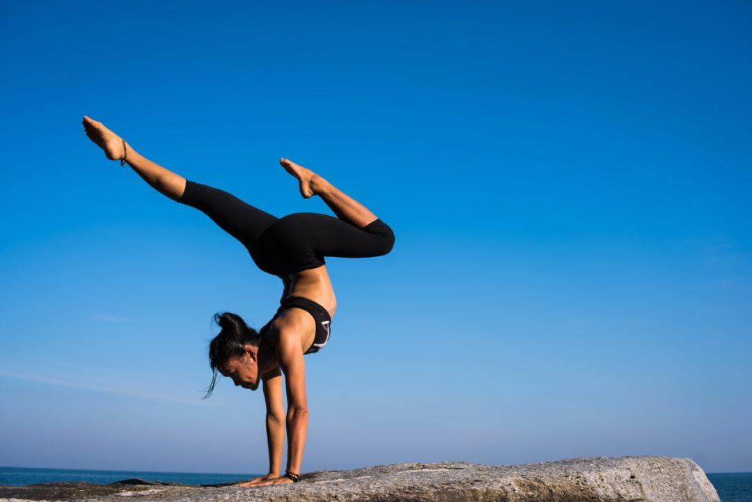 8 Razones para practicar Yoga al aire libre