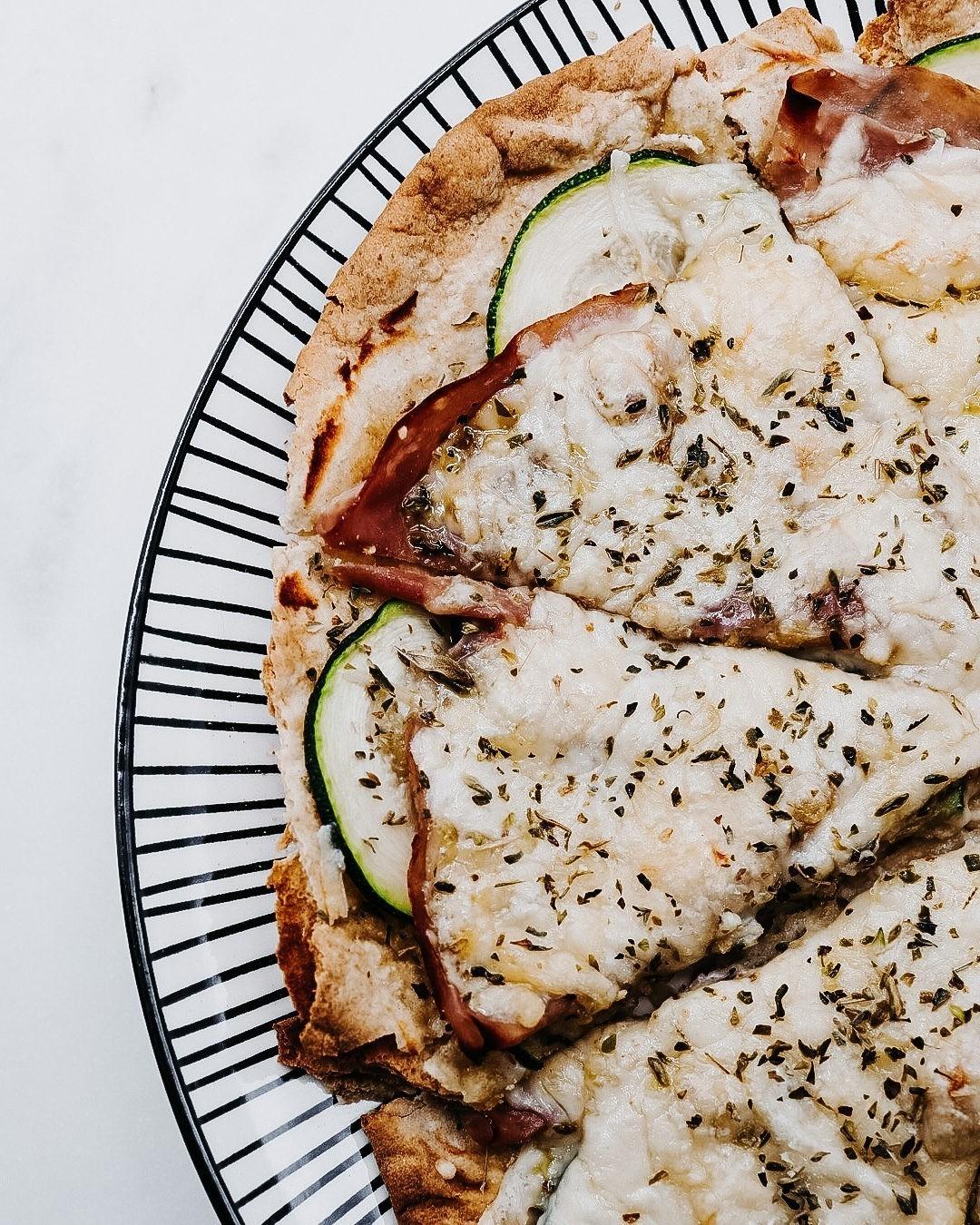 PREPARA UNA NUEVA PIZZA FIT ¡BUENÍSIMA!