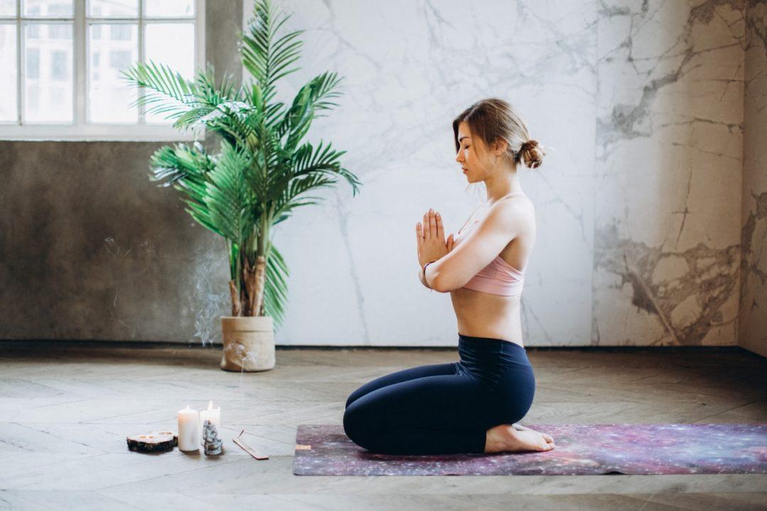 Realiza esta meditación en tres pasos y recupera la calma